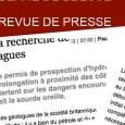 Paru dans la Tribune ce vendredi 23 novembre 2012 ce papier sur le réchauffement climatique (sous la plume de Dominique Pialot) CC-SA-NC Mktp Les négociateurs se retrouvent le 26 novembre […]