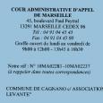 Encore une victoire pour l'association U Levante. Celle-ci avait obtenu en avril 2010 l'annulation du permis de construire accordé par la commune de Cagnanu à M. P. et Mme C. […]