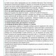 Prunelli di Casacconi. Demande de permis de construire pour un parc solaire photovoltaïque pour une puissance crête superieur à 250kWc. Du 22 janvier 2013 au 22 février 2013.