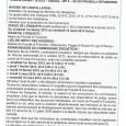 Prunelli di Fiumorbu. Demandes d'autorisation en vue d'exploiter une installation de stockage de déchets non dangereux et d'instituer des servitudes d'utilité publique .Du 1er février au 15 mars 2013.