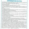 Tallone. Approbation du PLU. Du 26 mars au 26 avril 2013.