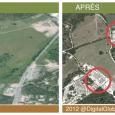 Les terres agricoles de forte potentialité sont théoriquement protégées par le Schéma d'aménagement de la Corse de 1992. Dans les faits l'urbanisation va rampante. Deux exemples ci-dessous permettent d'analyser l'évolution […]