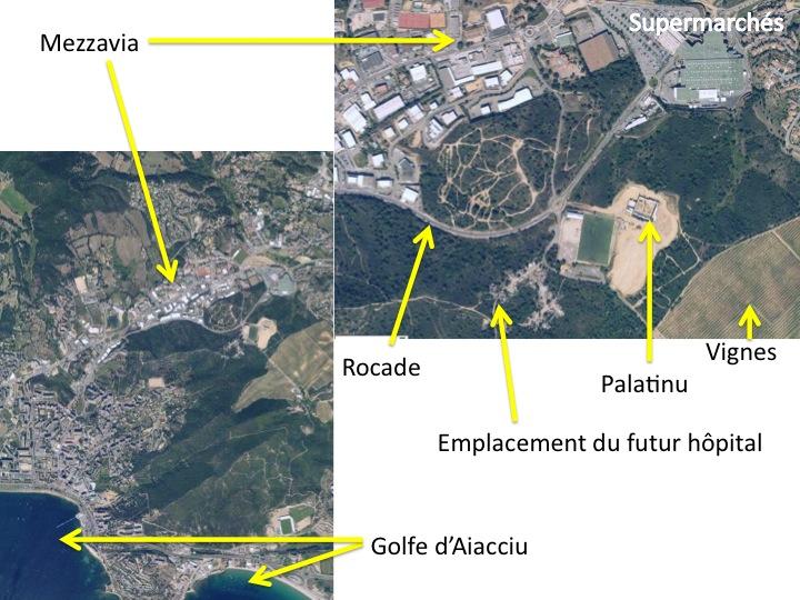 stiletto localisation