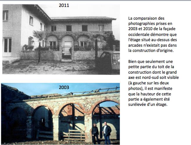 comparaison 203:2011
