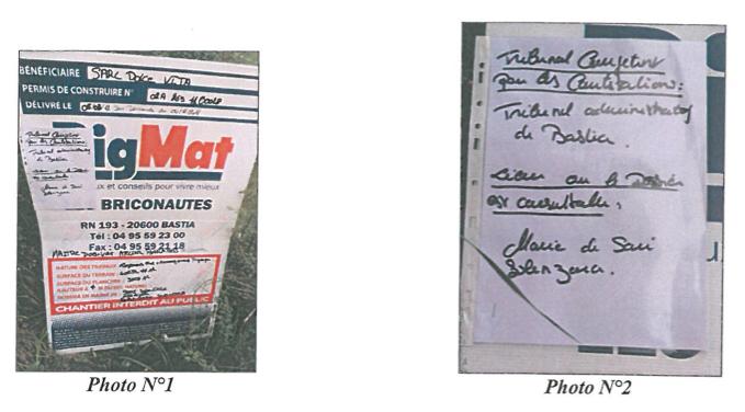 les deux images du constat nebbia