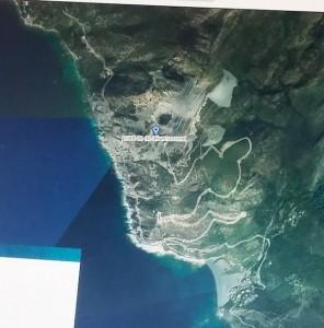 géoportail mine Canari vue d loin - copie