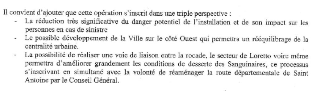 Aiacciu extrait texte St Antoine