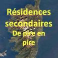 1 – Padduc non appliqué – Des résidences secondaires en pourcentage croissant. Dans son rapport daté du26/06/18, l'INSEE constate: «Depuis 2010, la Corse gagne 5 020 logements supplémentaires par an, […]