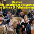 "La nouvelle coordination ""TERRA"" d'associations citoyennes et de défense de l'environnement de la Corse : Ligue contre le Cancer 2A, A Sentinella, Le Garde, Aria Linda, Global Earth Keeper, Zeru […]"