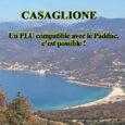 Casaglione dispose aujourd'hui d'un PLU compatible avec le PADDUC: c'est donc possible! La commune de Casaglione est une commune littorale de la côte occidentale de la Corse, au fond du […]