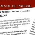 """Le Plu de Sari Sulinzara jugé illégal dans son ensemble"" titre Corse Matin du jeudi 29 novembre"