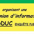 Padduc , compte rendu des réunions d'information des 17 et 19 juin 2015 organisées en collaboration avec le GARDE (Aiacciu) et Via Campagnola (Linguizzetta). Dans la salle Matisse du Palais […]