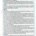 Ghisunaccia. Modification PLU. Le 22 mai 2015.