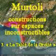 Sur la rive droite de l'Urtolu, un ensemble de bâtis constitue « La Table de la Grotte », le troisièmerestaurant du Domaine de Murtoli. Abondamment illustrés sur le site internet […]