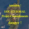"""Dans le projet de la loi ELAN, séance du 12 septembre 2018,U Levante s'est intéressé à l'article qui """"permet à un document de planification stratégique et prospectif à l'échelle […]"""