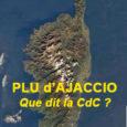 Une note d'observation de la Collectivité de Corse sur le PLU – et c'est une volée de bois vert ! – a été portée (ainsi queneuf annexes)sous le numéro 1876au […]